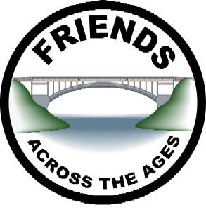 Friends Across the Ages logo